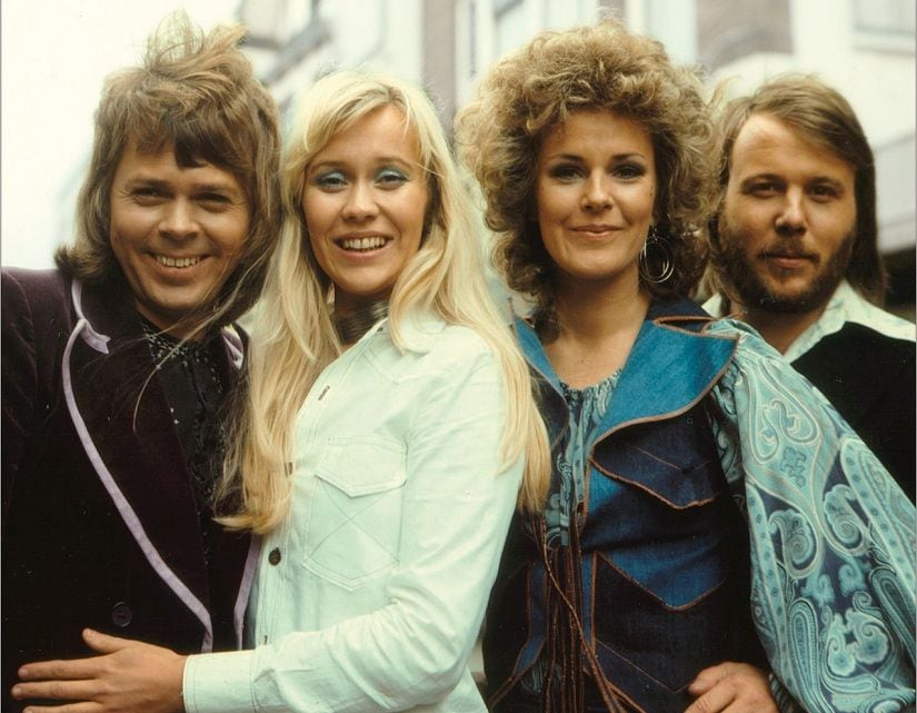 ABBA reunites: Legendary Swedish pop group announce plans to release new music after 35 years