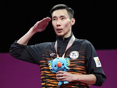Commonwealth Games 2018: Lee Chong Wei hopes to win at 2020 Tokyo Olympics after hat-trick of CWG golds