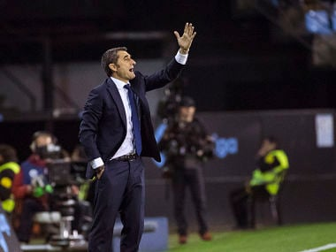 Copa del Rey: Barcelona boss Ernesto Valverde hopes cup win will help make up for Champions League exit