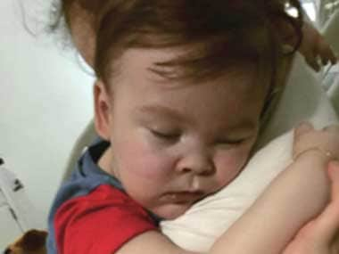 British toddler Alfie Evans, at centre of protracted legal battle, dies after life support withdrawn