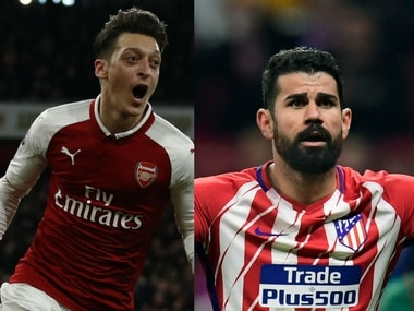 Arsenal vs Atletico Madrid, Europa League semi-final 1st leg, LIVE updates: Gunners gear up for tough Spanish test