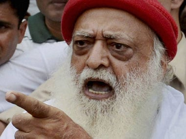 Asarams phone call to followers goes viral; godman claims time in jail will end soon and good days will come