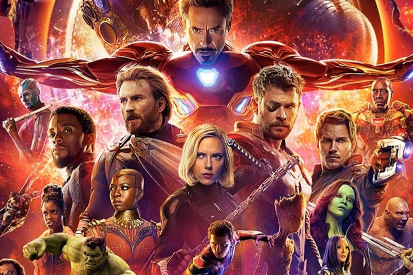 Avengers: Infinity War box office collection could shatter half-a-billion-dollar mark on opening weekend