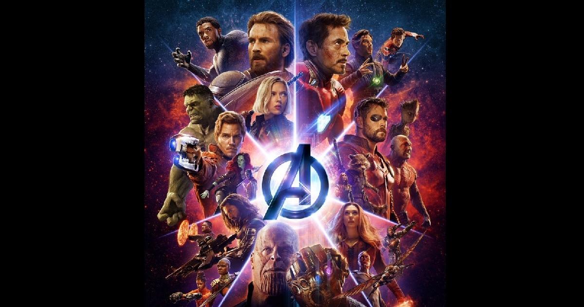 Avengers poster. Twitter/@MarvelStudios