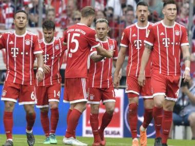Bundesliga: Second-string Bayern Munich beat Niko Kovacs Eintracht Frankfurt; Cologne relegated after defeat