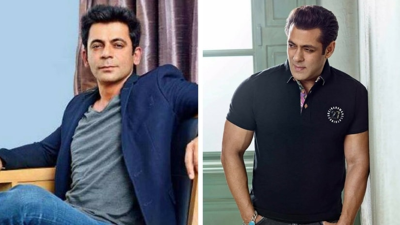 Sunil Grover signs up for Bharat, will play Salman Khan's bestie