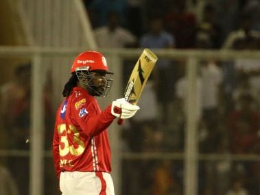 IPL 2018: Kings XI Punjab's Chris Gayle hits the form book out of the park with matter-of-fact century