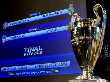 Champions League: Bayern Munich to face Real Madrid in semis; Liverpool face Roma