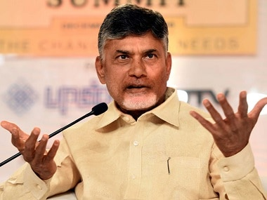 File Image of N Chandrababu Naidu. Getty images