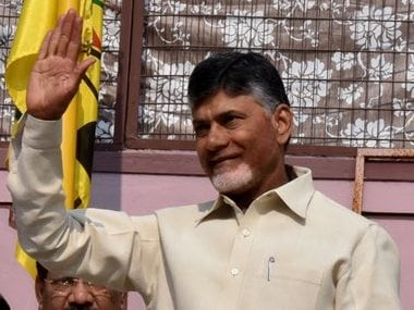 Andhra Pradesh chief minister Chandrababu Naidu has reached out to several Opposition leaders since TDP pulled out of the NDA. Twitter@ncbn