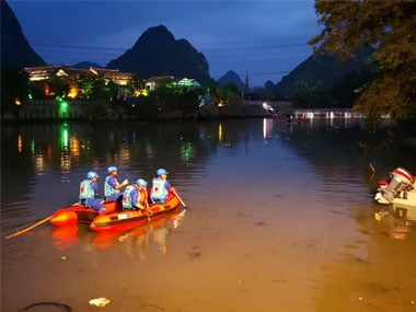China boat accident: 17 killed after two dragon boats capsize in Taohua River, over 200 people deployed for rescue