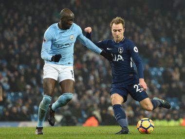 Premier League: Tottenham Hotspur would look to exploit Manchester Citys defensive frailties in Wembley match-up
