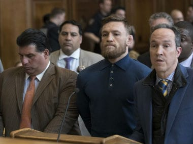 Conor McGregor released on $50,000 bail following assault during UFC 223 press conference