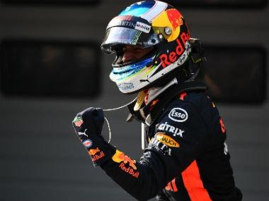 Chinese Grand Prix: Red Bulls Daniel Ricciardo clinches thrilling race; Sebastian Vettel finishes 8th after crash