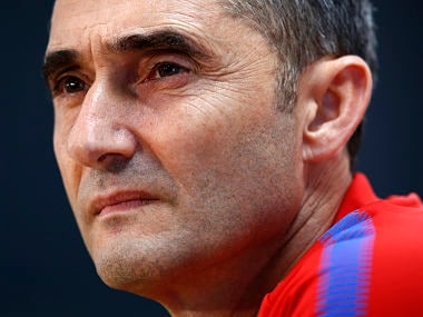 Cope del Rey: Barcelona have learned from Roma nightmare, won't take Sevilla lightly, says Ernesto Valverde