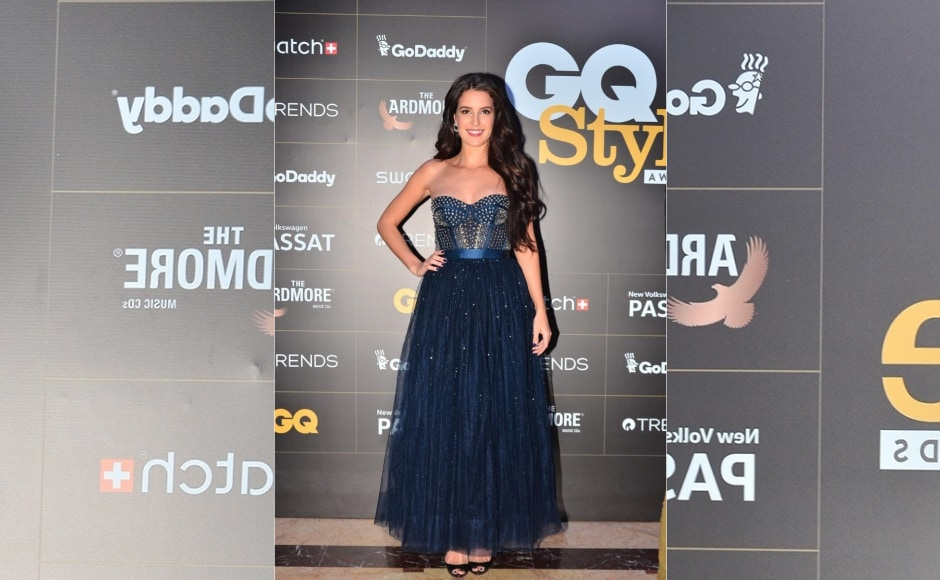Isabelle Kaif was also present at the event. Firstpost Image/Sachin Gokhale