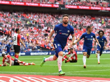 FA Cup: Eden Hazards trickery, Olivier Girouds class help Chelsea trump Southampton in semi-final
