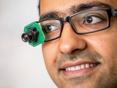 This low-power, video-streaming prototype could be used in next-generation wearable cameras, as well as in many other internet-connected devices. Image Credit: Dennis Wise/University of Washington