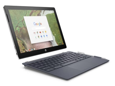 HP Chromebook x2 is a $599 ChromeOS-powered tablet that could rival the iPad Pro