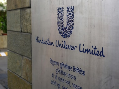 Hindustan Unilever enters list of top-five most valued companies with Rs 3.04 lakh cr market cap. Reuters image.