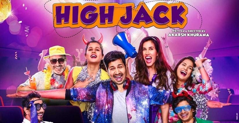 High Jack promo poster. Image via Twitter