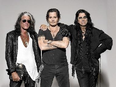 Johnny Depp's Hollywood Vampires, Nick Cave, Iggy Pop to headline Switzerland's Montreux Jazz Festival