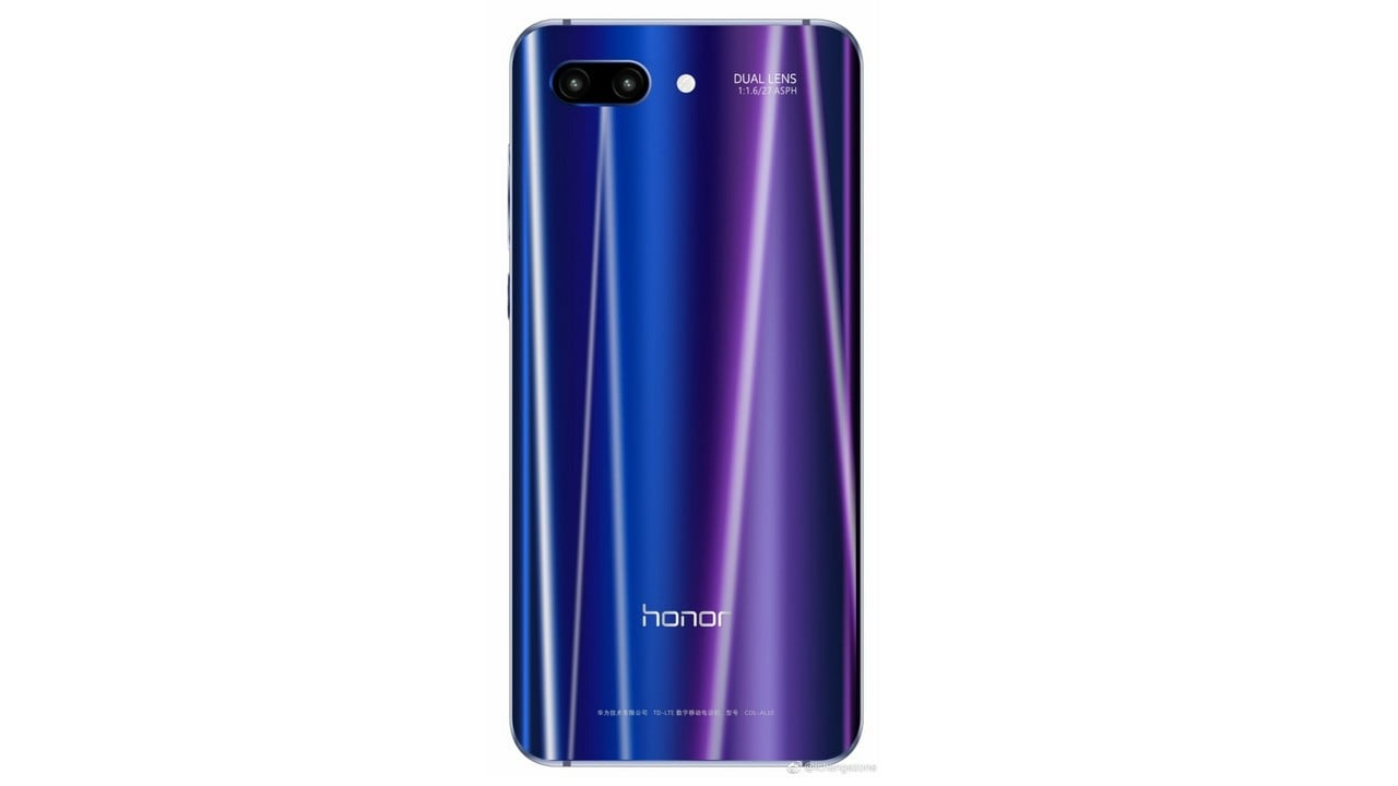 Honor 10 Will Go Official in India Today as a Flipkart Exclusive