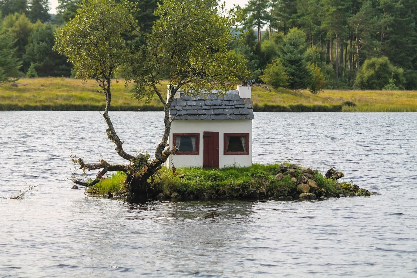 Most of us have wanted to live in a house like this at some point of time in our lives.