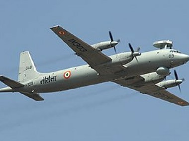 Indian Navys IL-38 aircraft makes emergency landing at Zhukovsky airfield near Moscow
