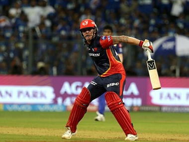 IPL 2018: Jason Roy shines as Delhi Daredevils edge Mumbai Indians in last-ball thriller