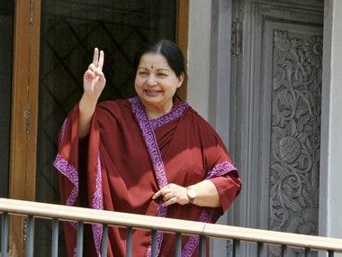 File image of Jayalalithaa. Reuters