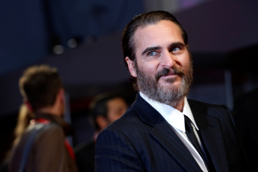 File image of Joaquin Phoenix. Reuters