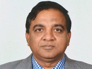 File image of Judge K Ravinder Reddy. Facebook