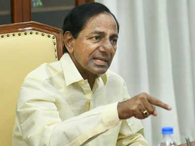 Telangana elections: KCR says he will continue efforts to build 'non-UPA, non-NDA coalition' after Assembly polls