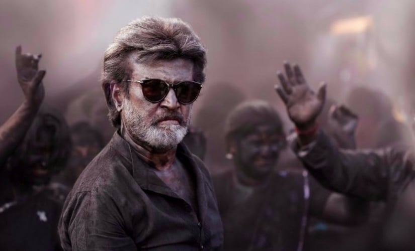 A still from Kaala. Image from Twitter