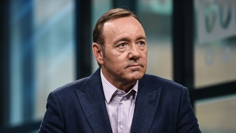 File image of Kevin Spacey. Twitter