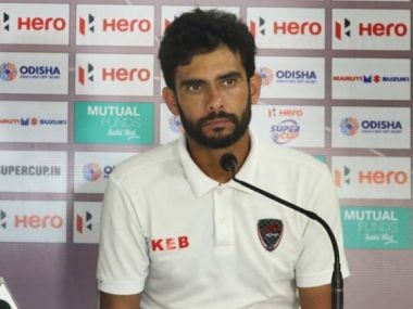 East Bengal sacked Khalid Jamil after just one year as manager. Image Courtesy: Twitter/@eastbengalfc