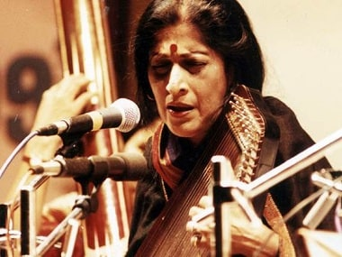 On Kishori Amonkar's 86th birth anniversary, a student looks back on the legendary singer's career, teaching