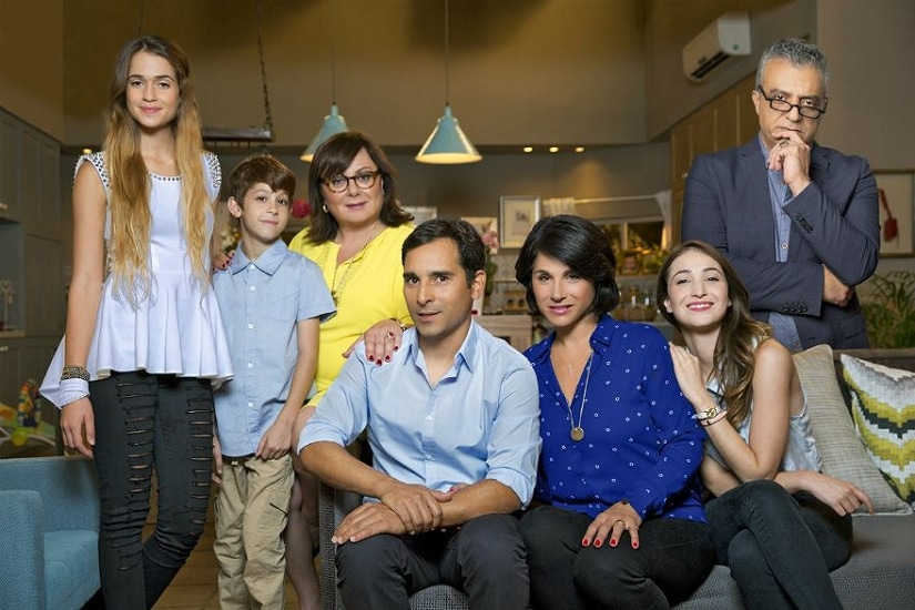 Israeli TV shows Hostages, La Famiglia and Honey Badgers to