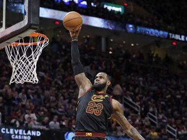 NBA Playoffs: LeBron James' epic start helps Cavaliers even series with Pacers; Rockets crush Timberwolves for 2-0 lead
