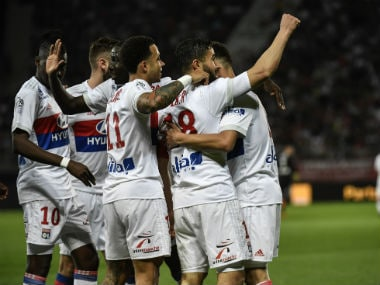 Ligue 1: Lyon rout Dijon to stay on course for Champions League return; Claudio Ranieri's Nantes held by Rennes