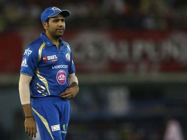 File image of Mumbai Indians skipper Rohit Sharma. BCCI
