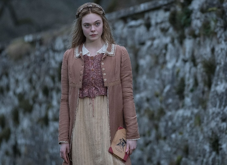 Mary Shelley trailer: Elle Fanning, Maisie Williams star in this biopic of Frankenstein author