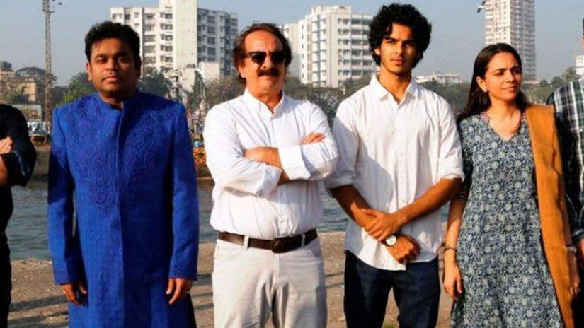 Beyond the Clouds director Majid Majidi recalls being fascinated by Satyajit Ray: Always wanted to make a film in India