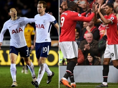 FA Cup semi-final, LIVE updates, Manchester United vs Tottenham Hotspur: Mourinho's men take on Spurs at Wembley