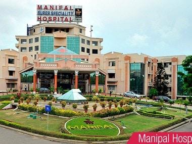 Manipal Hospital. Image courtesy - Manipalhospital.com