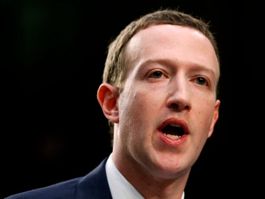 Mark Zuckerberg on Day 2 testimony says his personal data too was sold to 'malicious third parties'
