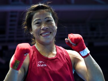 Commonwealth Games 2018: Mary Kom advances to semi-final to guarantee herself first CWG medal