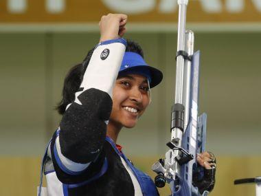 Commonwealth Games 2018 silver-medallist Mehuli Ghosh eyeing World No 1 spot