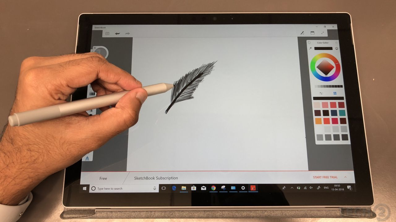 Microsoft is reportedly rolling out a software update to fix Surface Pen issues- Technology News, Firstpost